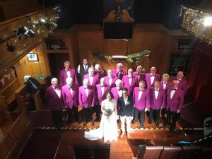wedding at Acapela Studios Pentyrch Cardiff